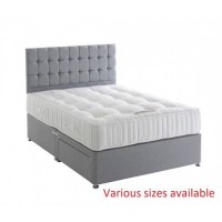 Balmoral Divan Set - Firmer Medium Firm