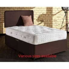 Renoir 1000 Divan Set Bed - Medium