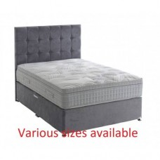 Savoy Divan Set Bed  - Medium firm