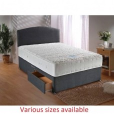 Sensacool 1500 Divan Set - Firmer Medium Firm