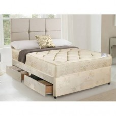 Special Offer Double 4 Drawer Divan Set