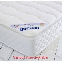 California Pillow Top Pocket Sprung Mattress