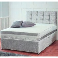 Healthcare Supreme divan set - Firmer medium firm