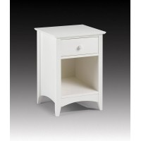 Cameo 1 drawer bedside
