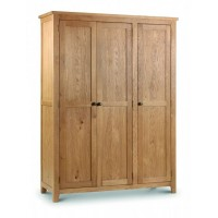 Oak Marlborough 3 door wardrobe