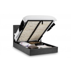 Sorrento High Headboard Ottoman Bed